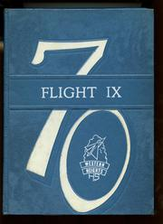 1970 Edition, Western Heights High School - Flight Yearbook (Oklahoma City, OK)