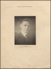 Page 6, 1921 Edition, Okmulgee High School - Torchlight Yearbook (Okmulgee, OK) online yearbook collection