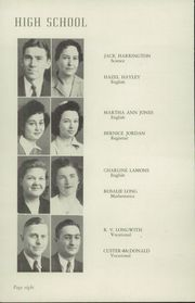 Page 10, 1944 Edition, Okmulgee High School - Torchlight Yearbook (Okmulgee, OK) online yearbook collection