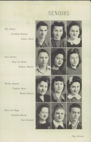 Page 15, 1944 Edition, Okmulgee High School - Torchlight Yearbook (Okmulgee, OK) online yearbook collection