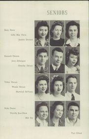 Page 17, 1944 Edition, Okmulgee High School - Torchlight Yearbook (Okmulgee, OK) online yearbook collection