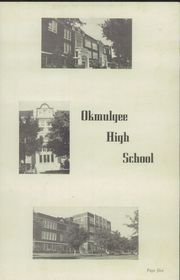 Page 7, 1944 Edition, Okmulgee High School - Torchlight Yearbook (Okmulgee, OK) online yearbook collection