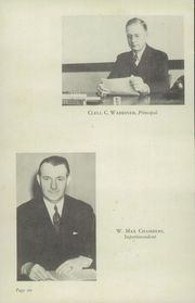 Page 8, 1944 Edition, Okmulgee High School - Torchlight Yearbook (Okmulgee, OK) online yearbook collection