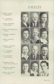 Page 9, 1944 Edition, Okmulgee High School - Torchlight Yearbook (Okmulgee, OK) online yearbook collection