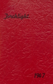 Page 1, 1947 Edition, Okmulgee High School - Torchlight Yearbook (Okmulgee, OK) online yearbook collection