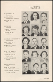 Page 11, 1947 Edition, Okmulgee High School - Torchlight Yearbook (Okmulgee, OK) online yearbook collection