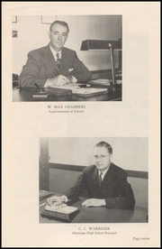 Page 9, 1947 Edition, Okmulgee High School - Torchlight Yearbook (Okmulgee, OK) online yearbook collection