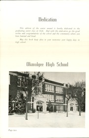 Page 6, 1948 Edition, Okmulgee High School - Torchlight Yearbook (Okmulgee, OK) online yearbook collection