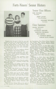 Page 14, 1949 Edition, Okmulgee High School - Torchlight Yearbook (Okmulgee, OK) online yearbook collection