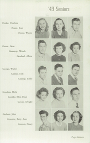 Page 17, 1949 Edition, Okmulgee High School - Torchlight Yearbook (Okmulgee, OK) online yearbook collection