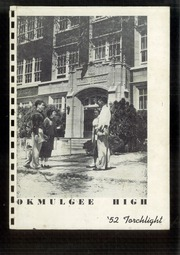Page 1, 1952 Edition, Okmulgee High School - Torchlight Yearbook (Okmulgee, OK) online yearbook collection