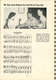 Page 10, 1952 Edition, Okmulgee High School - Torchlight Yearbook (Okmulgee, OK) online yearbook collection
