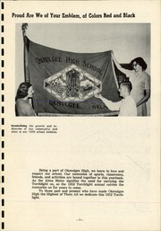 Page 11, 1952 Edition, Okmulgee High School - Torchlight Yearbook (Okmulgee, OK) online yearbook collection