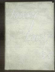 Page 1, 1954 Edition, Okmulgee High School - Torchlight Yearbook (Okmulgee, OK) online yearbook collection