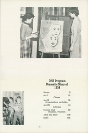 Page 13, 1954 Edition, Okmulgee High School - Torchlight Yearbook (Okmulgee, OK) online yearbook collection