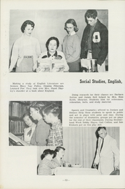 Page 16, 1954 Edition, Okmulgee High School - Torchlight Yearbook (Okmulgee, OK) online yearbook collection