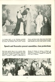 Page 17, 1955 Edition, Okmulgee High School - Torchlight Yearbook (Okmulgee, OK) online yearbook collection