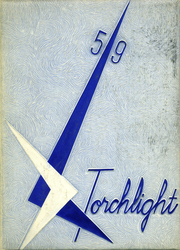 Page 1, 1959 Edition, Okmulgee High School - Torchlight Yearbook (Okmulgee, OK) online yearbook collection