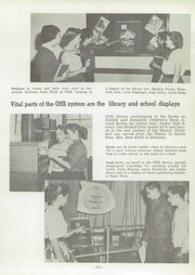 Page 15, 1959 Edition, Okmulgee High School - Torchlight Yearbook (Okmulgee, OK) online yearbook collection