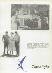 Page 7, 1959 Edition, Okmulgee High School - Torchlight Yearbook (Okmulgee, OK) online yearbook collection
