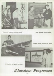 Page 9, 1959 Edition, Okmulgee High School - Torchlight Yearbook (Okmulgee, OK) online yearbook collection