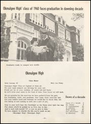Page 10, 1960 Edition, Okmulgee High School - Torchlight Yearbook (Okmulgee, OK) online yearbook collection