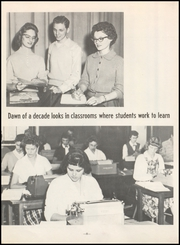 Page 12, 1960 Edition, Okmulgee High School - Torchlight Yearbook (Okmulgee, OK) online yearbook collection