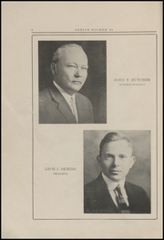 Page 10, 1924 Edition, El Reno High School - Boomer Yearbook (El Reno, OK) online yearbook collection