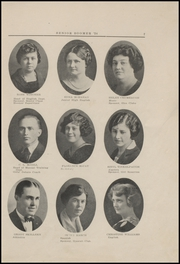 Page 11, 1924 Edition, El Reno High School - Boomer Yearbook (El Reno, OK) online yearbook collection