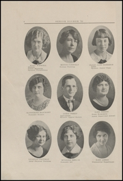Page 12, 1924 Edition, El Reno High School - Boomer Yearbook (El Reno, OK) online yearbook collection