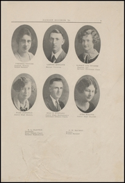 Page 13, 1924 Edition, El Reno High School - Boomer Yearbook (El Reno, OK) online yearbook collection