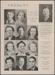 Page 12, 1944 Edition, El Reno High School - Boomer Yearbook (El Reno, OK) online yearbook collection