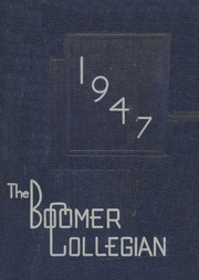 Page 1, 1947 Edition, El Reno High School - Boomer Yearbook (El Reno, OK) online yearbook collection