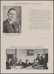 Page 12, 1947 Edition, El Reno High School - Boomer Yearbook (El Reno, OK) online yearbook collection