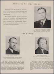 Page 13, 1947 Edition, El Reno High School - Boomer Yearbook (El Reno, OK) online yearbook collection