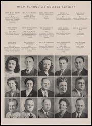 Page 15, 1947 Edition, El Reno High School - Boomer Yearbook (El Reno, OK) online yearbook collection
