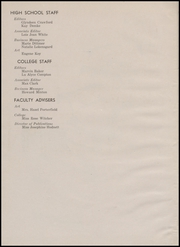Page 6, 1947 Edition, El Reno High School - Boomer Yearbook (El Reno, OK) online yearbook collection