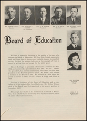 Page 11, 1948 Edition, El Reno High School - Boomer Yearbook (El Reno, OK) online yearbook collection