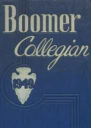 Page 1, 1949 Edition, El Reno High School - Boomer Yearbook (El Reno, OK) online yearbook collection