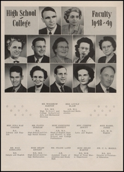 Page 10, 1949 Edition, El Reno High School - Boomer Yearbook (El Reno, OK) online yearbook collection