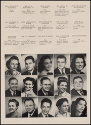 Page 11, 1949 Edition, El Reno High School - Boomer Yearbook (El Reno, OK) online yearbook collection