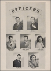 Page 14, 1949 Edition, El Reno High School - Boomer Yearbook (El Reno, OK) online yearbook collection