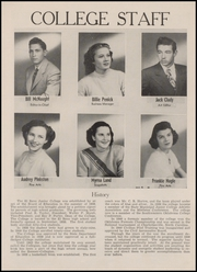 Page 15, 1949 Edition, El Reno High School - Boomer Yearbook (El Reno, OK) online yearbook collection