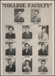 Page 16, 1949 Edition, El Reno High School - Boomer Yearbook (El Reno, OK) online yearbook collection