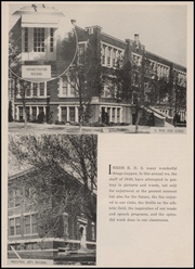Page 7, 1949 Edition, El Reno High School - Boomer Yearbook (El Reno, OK) online yearbook collection