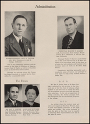 Page 9, 1949 Edition, El Reno High School - Boomer Yearbook (El Reno, OK) online yearbook collection