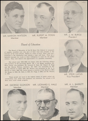 Page 11, 1953 Edition, El Reno High School - Boomer Yearbook (El Reno, OK) online yearbook collection