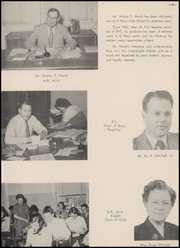 Page 13, 1953 Edition, El Reno High School - Boomer Yearbook (El Reno, OK) online yearbook collection