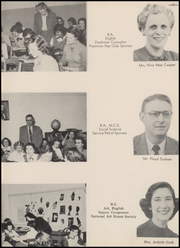 Page 15, 1953 Edition, El Reno High School - Boomer Yearbook (El Reno, OK) online yearbook collection