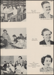 Page 17, 1953 Edition, El Reno High School - Boomer Yearbook (El Reno, OK) online yearbook collection